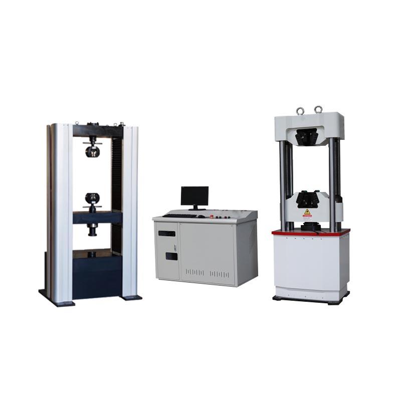 浅析电子万能试验机夹具的基本性能