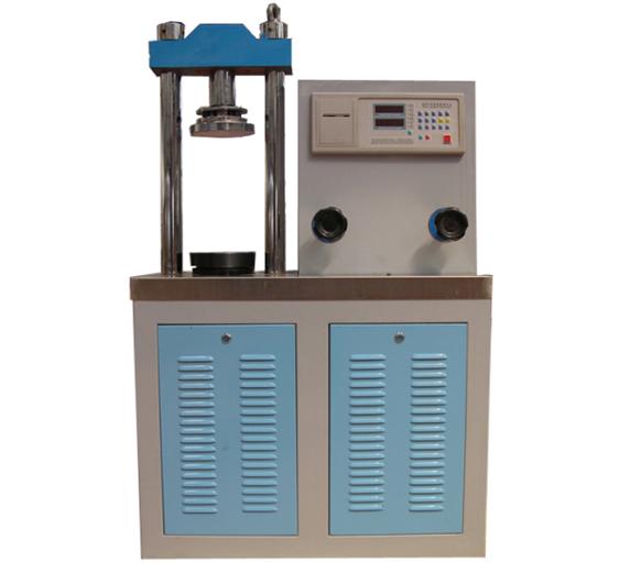 100KN数显液压压力试验机