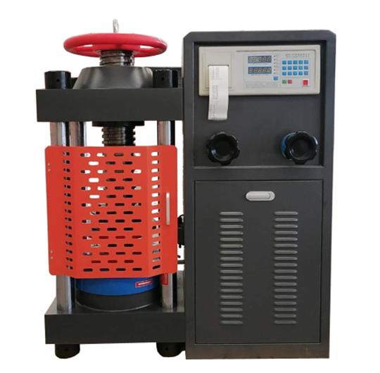 1000KN数显液压压力试验机
