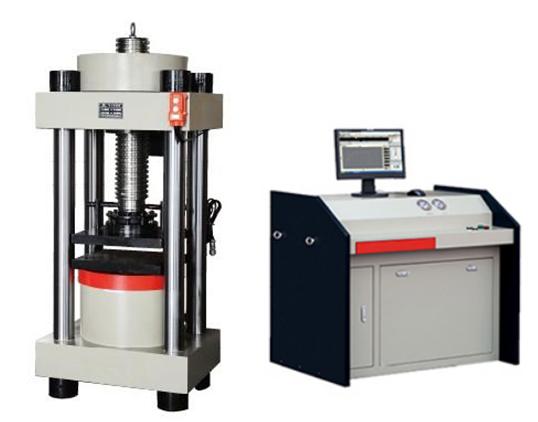 1000KN微机控制液压压力试验机