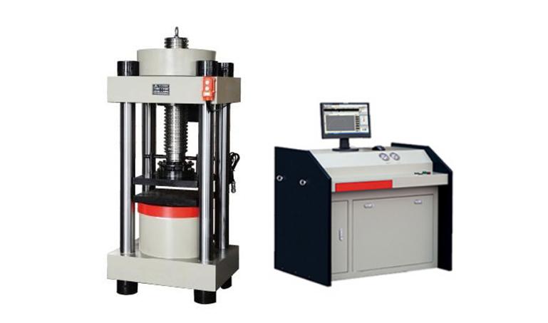 2000KN微机控制液压压力试验机
